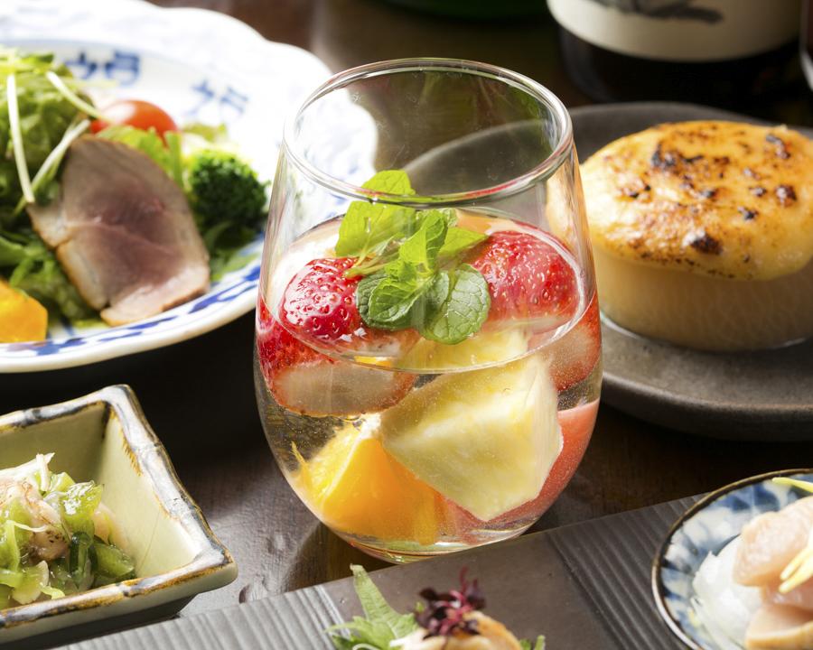 人気の日本酒サングリア